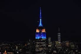 <b>Empire State</b> Building marks <b>Europe</b> Day on 9 May - Service ...