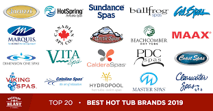 The <b>Best Hot Tub Brands</b> 2019 - Chosen by The Cover Guy™
