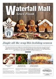 Water fall festive print low by MA PUBLISHING - issuu