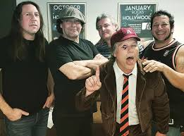 Live Wire: The Ultimate AC/DC Experience - Tally Ho Theater