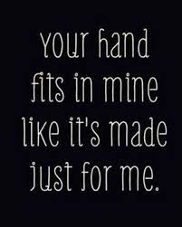 <b>Your hand fits</b> in mine like It's made just for me | Galaxies Vibes ...