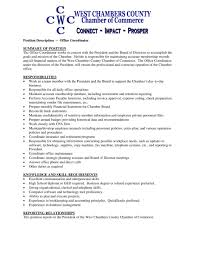 office coordinator duties qhtypm position description wcccc office gallery of office engineer job description