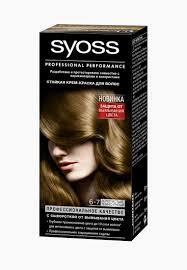 <b>Краска</b> для волос <b>Syoss Color</b> 6-7 Золотистый темно-русый ...