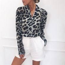 <b>leopard shirt women</b>