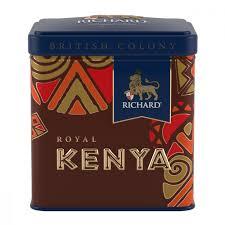 "<b>Чай Richard</b> ""Kenya Royal <b>British</b> Colony"", <b>черный</b> листовой, 50 гр ..."