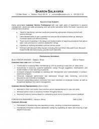 customer service resumes sample customer service resume examples resume professional summary examples customer service example of professional summary for resume