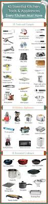 kitchen items store:  essential kitchen tools and appliances every kitchen must have designed by bdhire