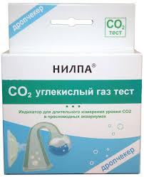 """Тест Нилпа """"CO2"""", для длительного измерения уровня CO2 в ..."""