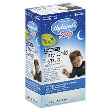 Hylands <b>Baby Cold Syrup</b> Nightt - Online Groceries | Safeway