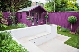 ideas small gardens garden idea funky small garden design  wimbledon garden designed and funky small g