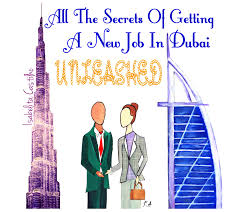 view book all the secrets of getting a new job in dubai unleashed