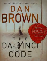 in spring it is the dawn  book 15 the da vinci code