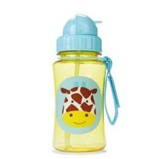 <b>Поильник Skip Hop</b> для детей <b>Zoo Straw</b> Bottle Giraffe | Отзывы ...