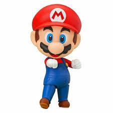 <b>Фигурка Nendoroid</b> Super Mario Mario | Купить настольную игру в ...