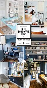 style guide blue home office ideas and designs blue home office ideas home office