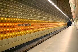 Ligne A du métro de Prague