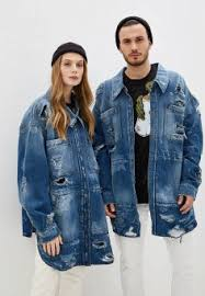 Мужские джинсовые куртки — купить в интернет-магазине Ламода