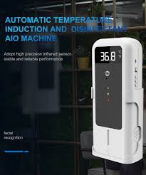 China <b>Automatic</b> Temperature Measurement <b>Liquid Soap</b> Dispenser ...