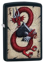 <b>Зажигалка ZIPPO</b> 29840 <b>Dragon</b> Ace <b>Design</b>