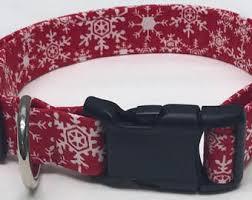 <b>Winter dog</b> collar | Etsy
