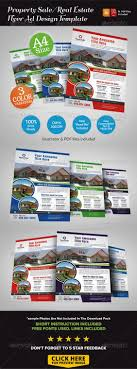 property real estate flyer ad the flyer ad property real estate flyer ad design creative clean and modern property real estate flyer ad design template gorgeous and professional design