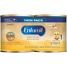 enfamil infant formula 2 count 27 oz click to zoom