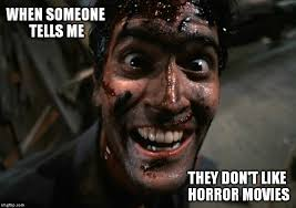 evil dead - Imgflip via Relatably.com