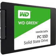 <b>SSD накопитель Western</b> Digital 120Gb WDS120G2G0A GREEN 2.5