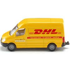 Игрушечная машинка <b>SIKU Почтовая машина</b> DHL - купить в ...