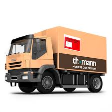 <b>Shipping</b> Costs and <b>Delivery</b> Times – Thomann UK