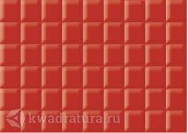 Настенная <b>плитка</b> ВКЗ Гардения красная 28х40 см в Краснодаре