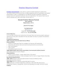 reseme format resume format cv format resume sample at a resume format