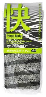 OHE <b>Мочалка для тела</b> Mono <b>Body</b> Nylon Towel Medium Fit ...