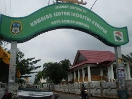 Industri Keripik Lampung