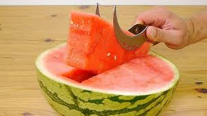 How To Cut <b>Watermelon</b> - <b>Slicer</b> Test and Review - YouTube