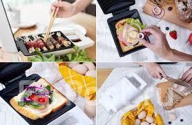 Сэндвичница / <b>бутербродница Xiaomi Pinlo</b>! Новинка! iStore ...