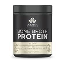 Ancient Nutrition <b>Bone Broth Protein</b> - <b>Pure</b> 15.7oz | Pharmaca