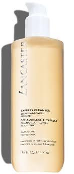 <b>Lancaster Express Cleanser</b> | Lancaster Beauty