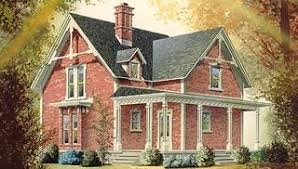 Victorian House Plans  Old Historic  amp  Small Style Home Floorplansimage of Ellinson House Plan