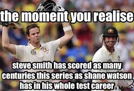 I like Watson, but... : Cricket via Relatably.com