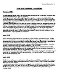 life in the trenchesquot diary entries   gcse design amp technology  page  zoom in