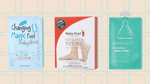 10 Best Foot Peels & Masks for <b>Softer</b>, Smoother Feet | Glamour