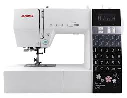 Компьютерная <b>швейная машина Janome Decor</b> Computer 7100 ...