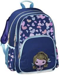 <b>Hama</b> Ранец <b>школьный Lovely</b> Girl 139091 — купить в интернет ...