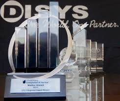 awards achievements intelligence systems llc disys a leading global it staffing and consulting company was selected as the winner of the ernst young entrepreneur of