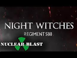 SABATON - <b>Night Witches</b> (OFFICIAL LYRIC VIDEO) - YouTube