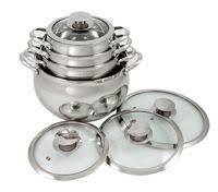 <b>Набор посуды 8</b> предметов Добрыня DO-1706