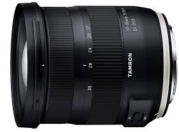 <b>Объектив Tamron 17-35mm F</b>/<b>2.8-4</b> Di OSD рассчитан на камеры ...