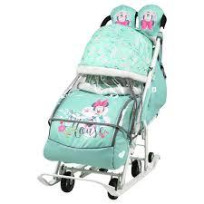 Санки-<b>коляска</b> Ника <b>Disney baby</b> 2 во Владимире недорого