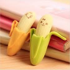 <b>Banana</b> rubber | Stationery (<b>cute</b>) | <b>Cute</b> stationery, <b>Cute</b> school ...